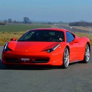 Stage en Ferrari 458 Italia - Circuit de l'Auxois-Sud