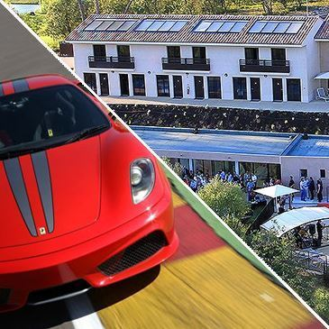 Weekend Stage Ferrari F430 au Luc