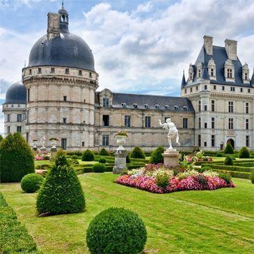 Vol Privatif en Montgolfière - Survol du Château de Valençay