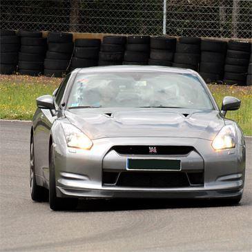 Stage de Pilotage Nissan GT-R - Circuit de Clastres
