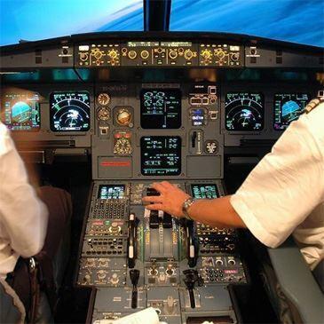 Simulateur de Pilotage en Airbus A320 proche Marseille