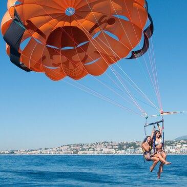 Parachute Ascensionnel, département Alpes Maritimes
