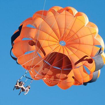 Nice, Alpes Maritimes (06) - Parachute Ascensionnel