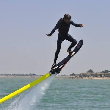 Initiation à l'Hoverboard à la Rochelle