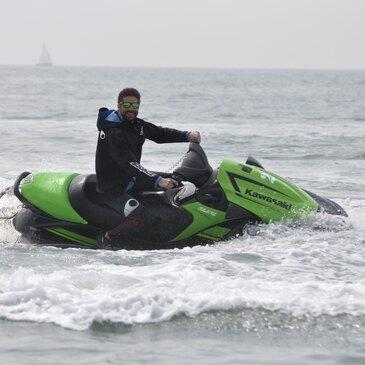 Jet ski Scooter des mers, département Charente maritime