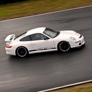 Baptême en Porsche 991 GT3 - Circuit de Pau