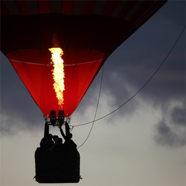 montgolfiere chatellerault 86