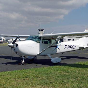 Pilotage d'Avion à La Rochelle - Survol de l'Île de Ré