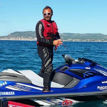 Randonnée en Jet Ski à Saint-Cyr sur Mer
