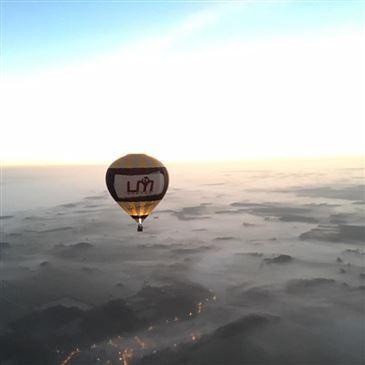 Aérodrome d'Argentan, Orne (61) - Baptême de l'air montgolfière
