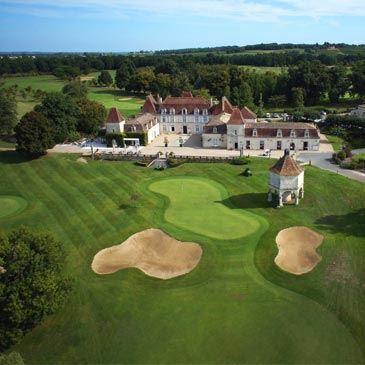 Week end Golf au Château des Vigiers