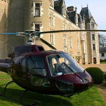Week End Vol en Hélicoptère à Blois