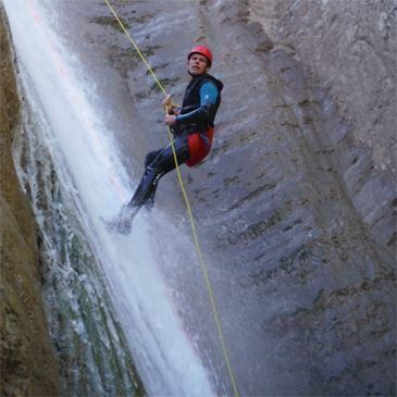 Canyoning - Canyon du Forest (peu sportif)