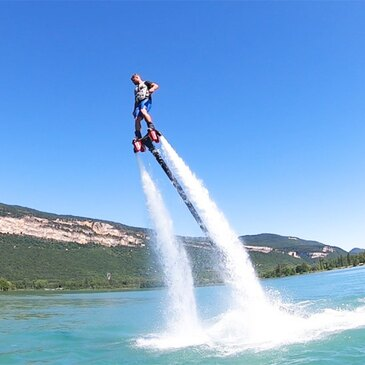 Initiation au Flyboard Bourgoin-Jallieu