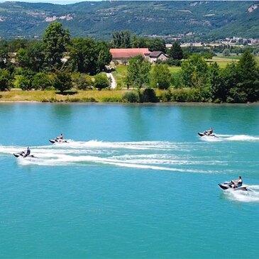 Jet ski Scooter des mers en région Rhône-Alpes