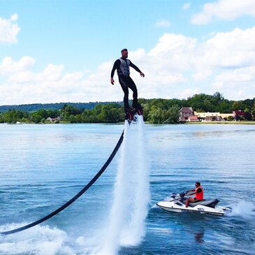 Initiation au Flyboard près de Lyon