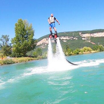 Flyboard, département Rhône