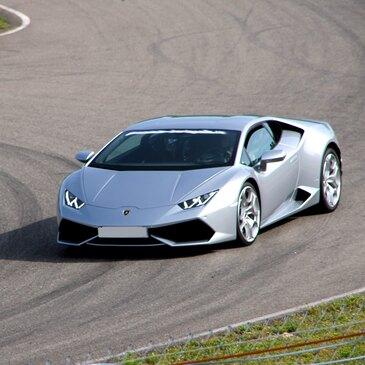 Stage en Lamborghini Huracan - Circuit de l'Anneau du Rhin