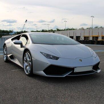 Stage de pilotage Lamborghini en région Alsace