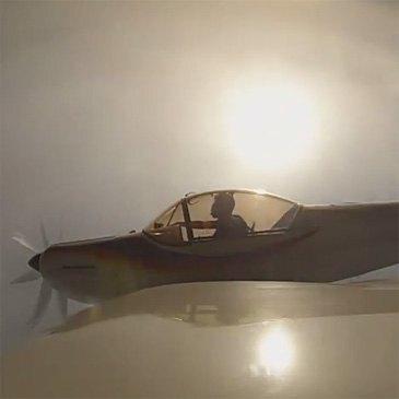Baptême avion voltige, département Gironde