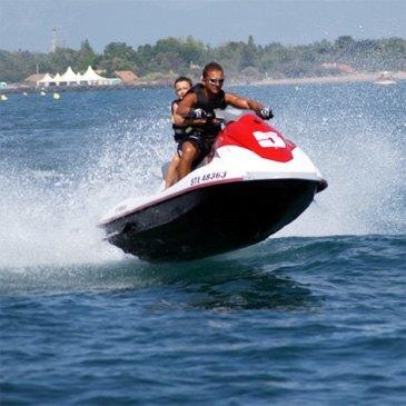 Randonnée en Jet Ski au Cap d'Agde