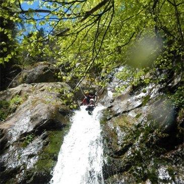 Canyoning - Canyon de la Neste d'Oô (descente facile à difficile)