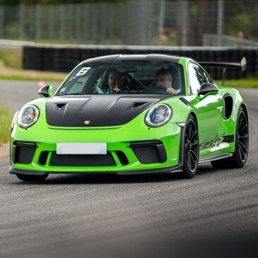 Stage en Porsche 991 GT3 RS - Circuit du Mans