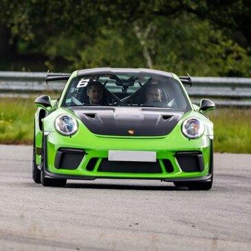 Stage Pilotage Porsche, département Sarthe