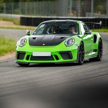 Baptême de Pilotage Porsche 991 GT3 RS Circuit du Mans