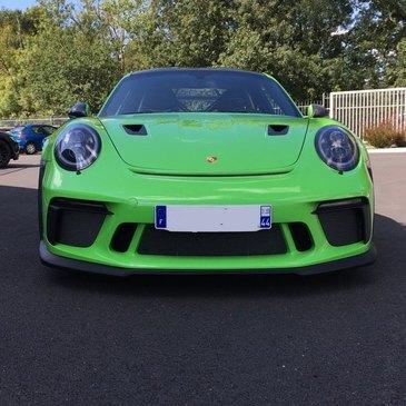 Stage Pilotage Porsche 991 GT3 RS Fontenay le Comte