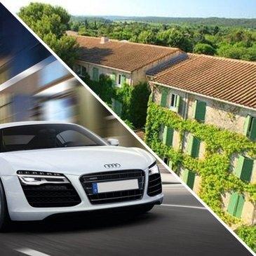 Weekend Pilotage Audi R8 à Lédenon
