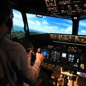Simulateur de Vol en Avion à Cergy Pontoise