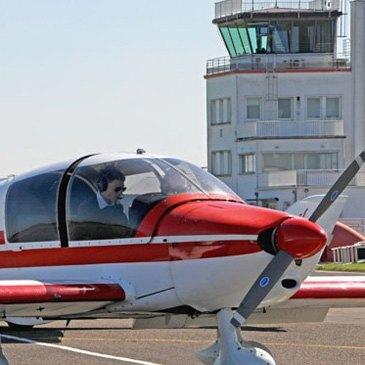 Vol d'Initiation au Pilotage en Avion Le Touquet