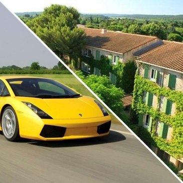 Weekend Stage Lamborghini à Lédenon