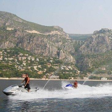 Jet ski Scooter des mers, département Alpes Maritimes