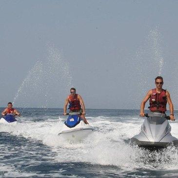 Jet ski Scooter des mers, département Monaco