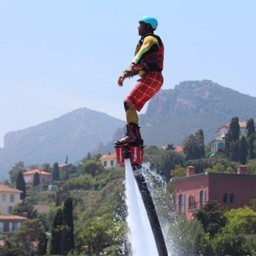 Stage d'Initiation au Flyboard Cannes