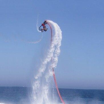 Initiation au Flyboard à Sète