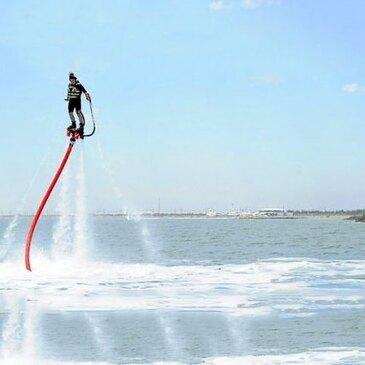 Initiation au Flyboard près de Palavas-les-Flots