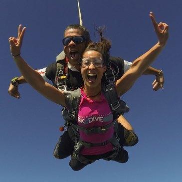 Saut Parachute en Tandem à Cerfontaine