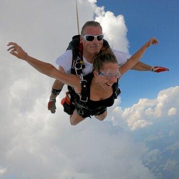 Aérodrome de Spa-La Sauvenière, Liège (WLG) - Saut en parachute