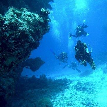 Initiation à la Plongée Sous-Marine à Porto-Vecchio