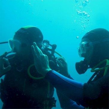 Baptême de Plongée Sous-Marine à Quiberon