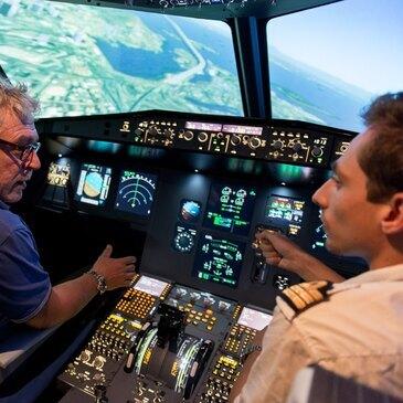 Simulateur de Vol, département Nord