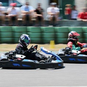 Stage Karting sur Circuit Outdoor à Lyon