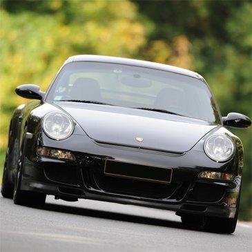 Stage de pilotage Porsche, département Gers