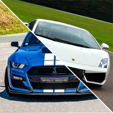 Stage de Pilotage Multivolant 2 Autos Circuit de Nogaro