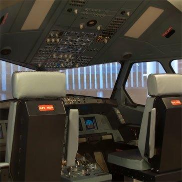 Simulateur de Vol en région Ile-de-France
