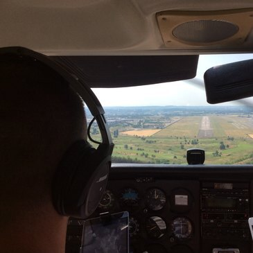 Vol d'Initiation au Pilotage Avion Saint-Tropez