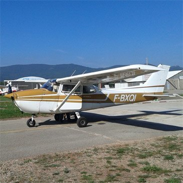 Stage initiation avion proche Aérodrome de Cuers-Pierrefeu
